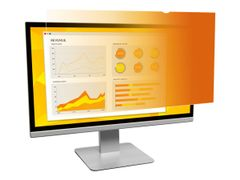 """3M personvernfilter i gull for 17"""" Monitors 5:4 - personvernfilter for skjerm - 17"""""""