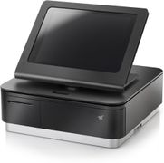 Star Micronics POPPACK 10 STAND BLACK (ES black Universal 10 inch tablet holder,excl mPOP plate )