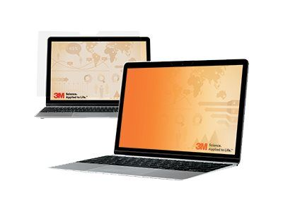 """3M personvernfilter i gull for MacBook Pro 16"""" Laptops 16:10 with COMPLY - notebookpersonvernsfilter (GFNAP009)"""
