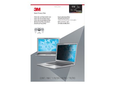 """3M personvernfilter for bærbar datamaskin med 17"""" widescreen (16:10) notebookpersonvernsfilter (98044054108)"""