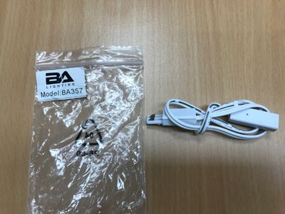 BA Connector wire 300mm (BA357)