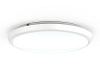 BA Superslim 12W LED 3000K IK08 Sensor