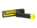 KYOCERA Yellow Toner Cartridge (TK-8705Y)