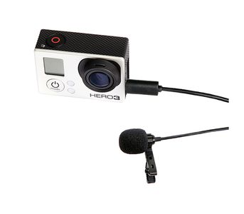 BOYA Lavalier Microphone for GoPro (BY-LM20)
