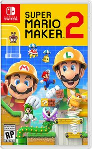 NINTENDO Super Mario Maker 2 Switch (0045496424732)