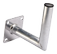 WINTHER Universal L-wall mount aluminium arm 35cm from wall