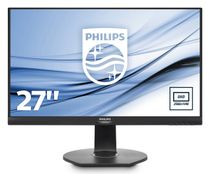 PHILIPS 272B7QPJEB/ 23 27inch 2560X1440 IPS 5ms GtG HAS DP/ HDMI/ VGA USB HUB Speakers VESA NARROW BEZEL (272B7QPJEB/ 23)