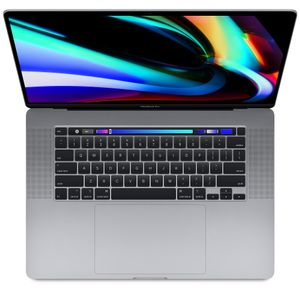 APPLE-CTO MacBook Pro 16 (2019) 1TB stellargrå Intel 8-core i9 2.3GHz, 64GB RAM, 1TB SSD, Radeon Pro 5500M 8GB, US keyboard, (Z0Y0-MGK-MVVK2H/A_1)