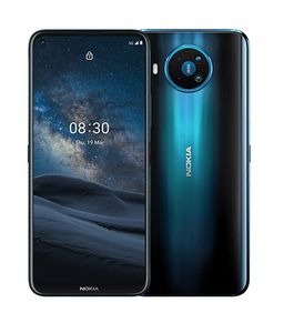 NOKIA 8.3 DS 8+128GB 5G BLUE                                  IN SMD (HQ5020JQ35000)