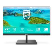"PHILIPS 27"" LED 275E1S/00 2560x1440 IPS, 4ms, 1000:1, FreeSync, VGA/ HDMI/ DP (275E1S/ 00)"