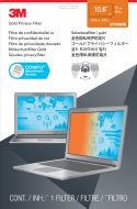 """3M Privacy filter for LCD 15,6"""""""" widescreen gold (GPF156W)"""