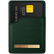 iDEAL OF SWEDEN IDEAL MAGNETIC CARD HOLDER SAFFIANO GREEN