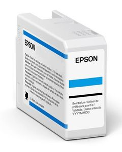 EPSON Singlepack Light Cyan T47A5 UltraChrome Pro 10 ink 50ml (C13T47A500)