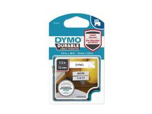 DYMO D1 tape Extra Strong 12mmx5,5m black/ white (1978364) (1978364)