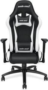 Anda Seat Axe Racing Style Gaming Chair FOCUS (AD5-01-BW-PV)