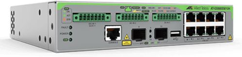 Allied Telesis L3 GIGABIT SWITCH 8-PORT 10/ 100/ 1000T POE++ 2-PORT 100/10 CPNT (AT-GS980EM/10H)