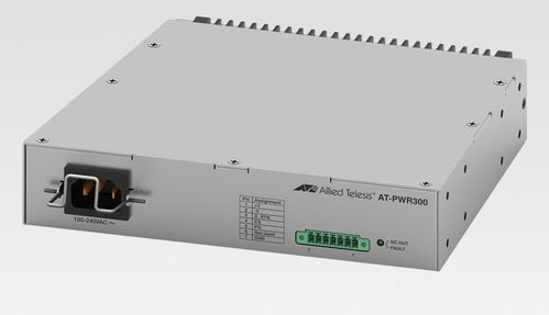 Allied Telesis 300W AC/DC HOT SWAPPABLE EU POWER SUPPLY DEDICATED FOR AT-X3 ACCS (AT-PWR300-50)