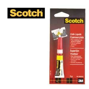 3M Scotch 36003C pikaliimaEOL 176043 koville pinnoille,  3g (T36003)