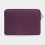 TRUNK TRUNK 13inch MacBook Pro with Air Sleeve 2016-2018 Winered Rhombe