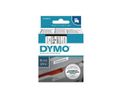 DYMO D1 tape 19mmx7m black/ white