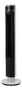 Nordic Home Culture Tower fan, 25 W, Black and white