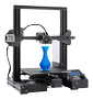 CREALITY 3D Ender 3 Pro, 3D printer, big print size, heated plate