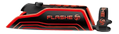 FLASHE GAMING Glove Original edition, Size S, Red