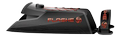 FLASHE GAMING Glove Esports edition, Size S, Red