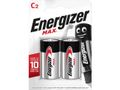 ENERGIZER MAX C/E93 (2 pack)