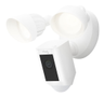 RING Floodlight Cam Wired Plus - White