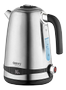 CAMRY CR 1291 Stainless Steel 1,7L kettle with LCD display & temp. reg