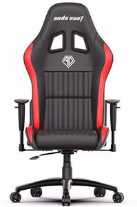 Anda Seat Jungle Gaming Chair, black/red FOCUS (AD5-03-BR-PV)