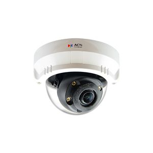 ACTi 2MP Indoor Mini Zoom Dome (A63)