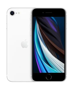 APPLE iPhone SE 128GB, White Telenor (MXD12QN/A-FRIE)