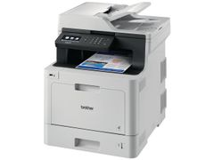 BROTHER DCPL8410CDW Color laser AIO with wireless