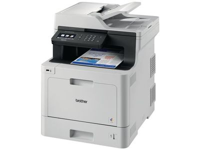 BROTHER DCPL8410CDW Color laser AIO with wireless (DCPL8410CDWZW1)