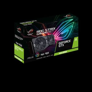 ASUS ROG-STRIX-GTX1660S-A6G-GAMING 6GB GDDR6 HDMI DP                IN CTLR (90YV0DW1-M0NA00)
