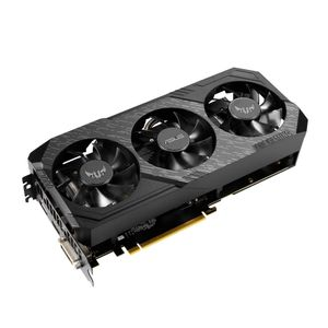 ASUS GF TUF 3-GTX1660S-A6G-GAMING 6GB GDDR6 1800MHZ DVI HDM DP     IN CTLR (90YV0DS1-M0NA00)