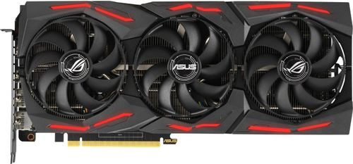 ASUS ROG-STRIX-RTX2060-6G-EVO-GAMING 6GB GDDR6 HDMI DP                IN CTLR (90YV0D22-M0NA00)