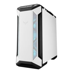 ASUS TUF Gaming GT501 White Edition Case ATX Mid Tower (90DC0013-B49000)
