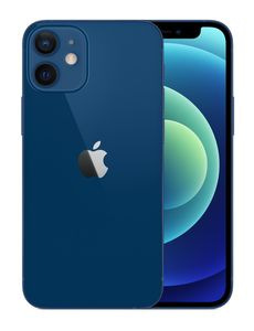 "APPLE iPhone 12 mini 128GB 5.4"" - Blue (5G) (MGE63QN/A)"
