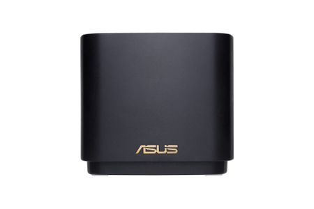 ASUS ZENWIFI AX MINI (XD4) SET OF 2 WLAN ROUTER 802.11AC BLACK WRLS (90IG05N0-MO3R30)