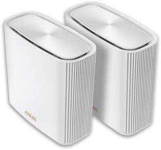 ASUS ZENWIFI AX /XT8/ AX6600 2 PACK WIFI SYSTEM WHITE                IN WRLS (90IG0590-MO3G40)