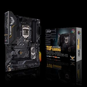 ASUS TUF GAMING H470-PRO WIFI Intel Socket LGA 1200 ATX DDR4 (90MB13B0-M0EAY0)
