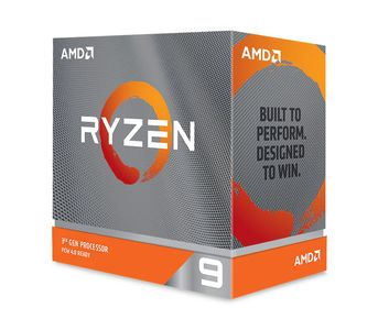 AMD Ryzen 9  3950x   4,7GHz AM4  70MB Cache Tray (100-000000051)