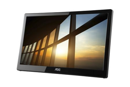 AOC 39,6cm (15,6) I1659FWUX 16:9 USB IPS 5ms black (I1659FWUX)
