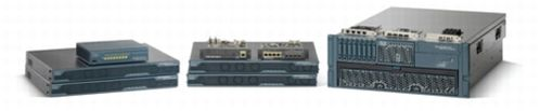 CISCO ASA 5520 Appliance w/ AIP-SSM-40,  SW, HA, 4GE+1FE, 3DES/AES (ASA5520-AIP40-K9)