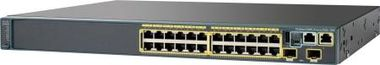 CAT 2960S 24GIGE POE 370W SWITCH