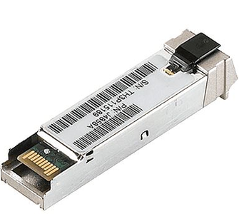 Extreme SFP, Extra long distance SMF 70 Km/21 dB budget, LC  (10053)