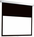Projecta ProScreen CSR with extended blackdrop 126x170 Video (4:3) Matte White